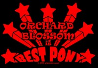 Orchard Blossom is Best Pony
