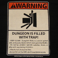 Dungeon is Full of Trap