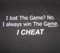 I Cheat