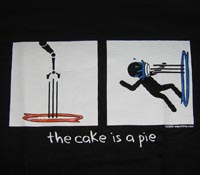 Cake is a Pie