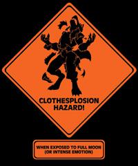 Clothesplosion