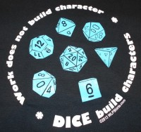 Dice Build Character