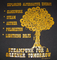 Steampunk for a Greener Tomorrow