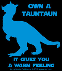 Own a Tauntaun