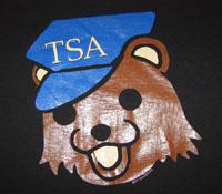 TSA Pedobear